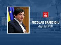 Încă o lovitură pentru Liviu Dragnea. Nicolae Bănicioiu demisionează din PSD și pleacă la Ponta
