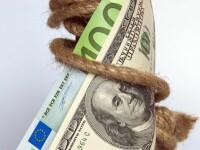 Leul s-a prabusit fata de dolar, dupa deciziile luate azi-noapte in SUA. Euro sparge un nou prag psihologic. Cursurile BNR