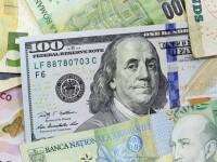 Inca un record istoric pentru dolar la BNR. Ce prosuse se vor scumpi in Romania ca urmare a intaririi monedei americane