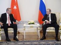 Putin i-a cerut scuze lui Erdogan dupa ce trei militari turci au fost ucisi