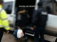 40 de migranti, prinsi dupa ce au intrat ilegal in Romania. Unde le-au spus politistilor ca voiau sa ajunga