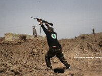 Planul SUA pentru neutralizarea Statului Islamic. Pentagonul va trimite mai multi militari din fortele speciale in Siria