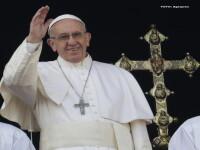 Papa Francisc: Craciunul a fost luat