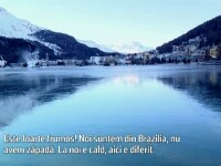 Se afla in inima muntilor si e statiunea preferata a bogatilor lumii. Preparatul romanesc care a ajuns pana in St. Moritz