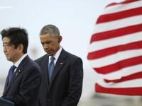 Vizita istorica a lui Shinzo Abe la Pearl Harbor.