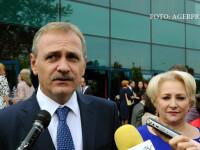 """Dragnea și Dăncilă vor să lămurească """"atitudinea miniştrilor faţă de descentralizare"""""""