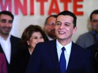 Iohannis l-a desemnat pe Sorin Grindeanu pentru functia de prim-ministru. Este o premiera anuntarea printr-un comunicat