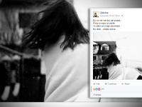 Studenta, in moarte cerebrala dupa ce a fost lovita de un indicator doborat de un sofer neatent. Ultimul ei mesaj pe Facebook