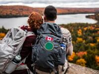 Românii pot călători în Canada fără vize, de astăzi. Procedura de obținere a autorizației de călătorie