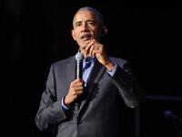 """Fostul președinte al SUA, Obama, l-a criticat dur pe Trump, în contextul pandemiei: """"Un dezastru haotic"""""""