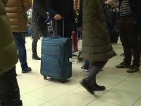 """Pasagerii TAROM uitați în Amsterdam s-au întors acasă, după 24 de ore: """"Sunt probleme extraordinare de comunicare"""""""