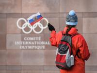 Rusia a fost suspendată de la Jocurile Olimpice de iarnă 2018 pentru dopaj instituţionalizat