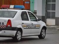 Un bărbat cu probleme psihice a furat o maşină în care se afla o minoră, în Timiş