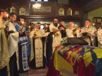 Slujbă pentru Regele Mihai, la Biserica Ortodoxă din Lausanne. VIDEO