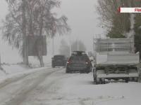 Europa, paralizată de prima ninsoare serioasă a sezonului. Un bărbat a murit în Croaţia