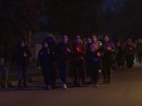 Sute de oameni l-au comemorat pe Amza Pellea în satul său natal