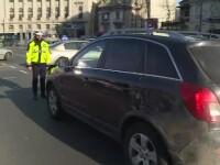 Șoferii care exagerează cu claxonul și îi înjură pe agenți, trimiși la psihoterapeut