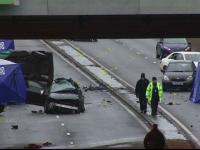 Tragedie pe o șosea din Marea Britanie: 6 morți și 7 răniți