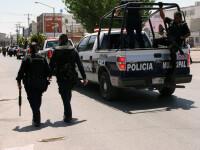 Jurnalist mexican, împușcat când asista la serbarea de Crăciun a fiului