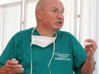 Fraudă de 1 milion de euro la Institutul de Transplant din Cluj. Cum ar fi acţionat profesorul Lucan