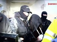 Pedeapsa primită de polițistul din Pitești, care și-a bătut soția și incendiat casa