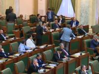 Bugetul de stat pe 2018 a fost adoptat. Opoziția acuză Guvernul că duce țara în criză
