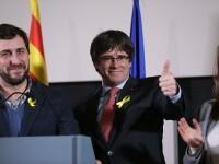 Puigdemont, în vizită în Helsinki. Spania a transmis Finlandei mandatul de arestare