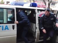 Rețea de proxeneți din Buzău, destructurată. 13 persoane au fost duse la audieri