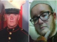Fost pușcaș marin, care pregătea un atac terorist de Crăciun, arestat de FBI