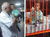 Starea copilului tratat cu ciocolată într-un spital din Iași, după 4 luni de la internare