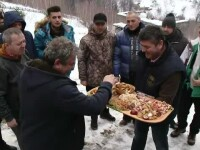 """Crăciun în Maramureș. Cât a costat un pachet de 4 nopți cu """"all inclusive"""" la o pensiune"""