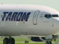 Aeronavă TAROM oprită la sol după ce o pasageră a tușit înainte de decolare