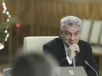 """Ultima ședință de Guvern în 2017. Măsuri fiscale amânate. Tudose, către Stroe: """"Să depășim nivelul cu cariocile pe hârtie"""""""