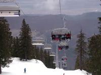 Stațiunile montane, pline de turiștii. Prețuri între 3.000 și 10.000 de lei pentru Revelion