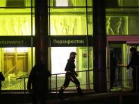 FSB anunţă că a fost reţinut cel care a organizat şi comis atentatul din Sankt Petersburg