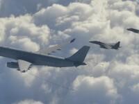 Două avioane militare americane s-au ciocnit în apropiere de Hiroshima