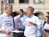 Ce a decis comitetul politic al USR despre alianța cu Cioloș și Mișcarea România Împreună