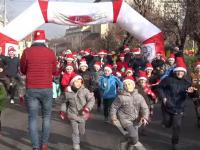 Sute de oameni au alergat în Târgu Mureș ca să strângă bani pentru copiii săraci