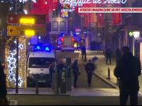 Atentat la Strasbourg. Au fost reținuți indivizii care i-ar fi procurat arma atacatorului