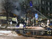 Explozie puternică la un restaurant. Sunt zeci de răniți. FOTO, VIDEO
