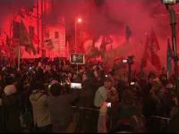 Mii de unguri, în centrul Budapestei pentru a protesta din nou împotriva Guvernului Orban