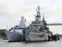 Mesajul dur transmis de Marea Britanie Rusiei după incidentul din Marea Azov