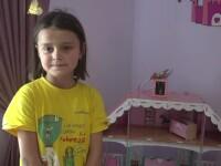 """Fetița din Vaslui care își dorea """"piure cu carne"""" a primit o casă de Crăciun"""