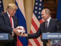 Putin l-a invitat pe Trump în Rusia în mai 2020. Reacţia liderului de la Casa Albă