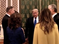 Când ar putea veni Donald Trump în România. Anunțul făcut de Iohannis de la Summitul NATO
