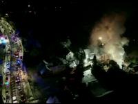Patru oameni au murit pe loc în urma unei explozii violente. Ce a provocat deflagrația