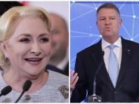 Iohannis, despre dezvăluirile că el ar fi convins-o pe Dăncilă să candideze la alegerile prezidențiale