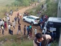 Poliția din India a ucis 4 suspecți de viol și crimă în timpul reconstituirii faptelor