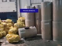 Aproape 5 milioane de țigări de contrabandă, ascunse în role de hârtie, la Borș
