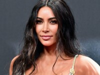 Kim Kardashian și-a impresionat fanii. Ce fotografie a postat